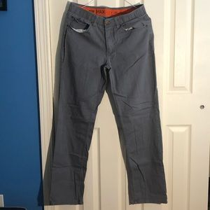 Men's Dockers Gray Khaki Pants
